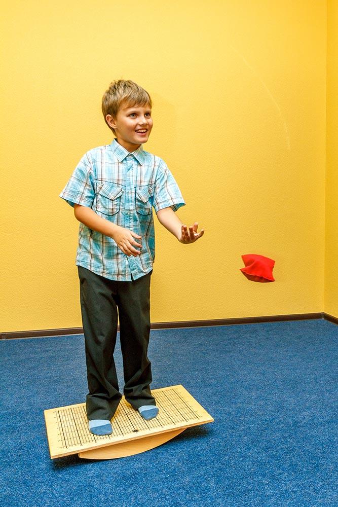 Cerebellar stimulation for children
