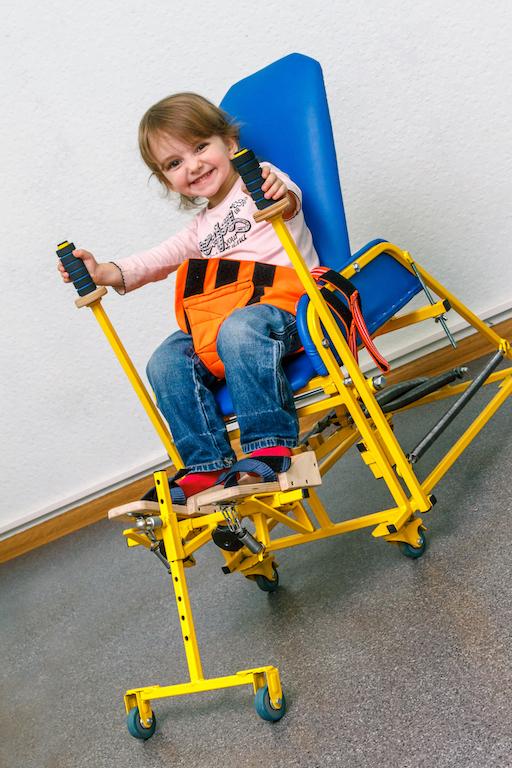 Stimulators training for children